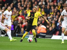 Deulofeu leads 10-man Hornets to first Premier League win of season. WatfordFC