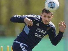 Messi não entendeu as palavras de Icardi sobre a Seleção Argentina. AFP