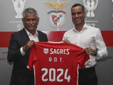 De Tomás ya está sufriendo la presión en el Benfica. SLBenfica