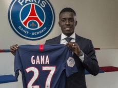 Le PSG ne comprend pas l'absence de Gueye dans l'équipe de la 1ère de la Champions League. PSG