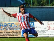 El lateral seguirá jugando en Segunda División B. CCDCerceda