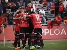 Un Mallorca de 'play off' ante un Zaragoza que no puede tropezar. @RCD_Mallorca