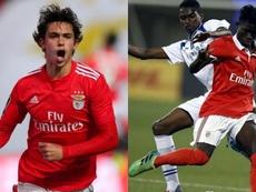 El Manchester City se une a la puja por otro canterano del Benfica. EFE/AFP