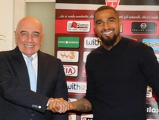 Boateng s'engage avec un club de Serie B. Monzacalcio