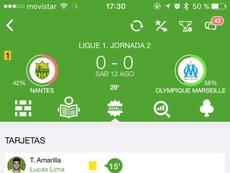 El Nantes tuvo que hacer tres cambios en los primeros 25 minutos de partido. BeSoccer