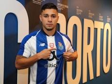 João Pedro reforça os 'dragões'. FC Porto
