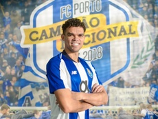 The Portuguese native has returned to his homeland. FCPORTO