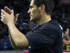 Porto said goodbye to Iker Casillas with a video. Captura/Oporto