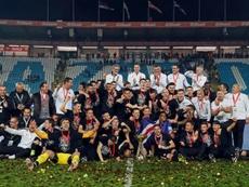 El Partizan de Milosevic, campeón de Copa. Partizan