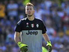 Neto lo probó sin suerte en la Juventus. AFP