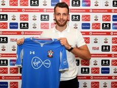 Angus Gunn joined Southampton last month for a reported £13.5m. SouthamptonFC