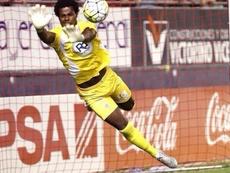 El cancerbero ghanés llega después de haber estado disputando la Copa de África. CórdobaCF