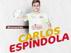 ElPozo Murcia hizo oficial una nueva incorporación. Twitter/ElPozoMurcia_FS