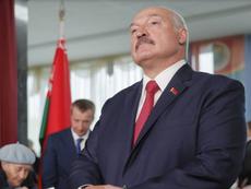 Alexandr Lukashenko is not afraid of the coronavirus. EFE
