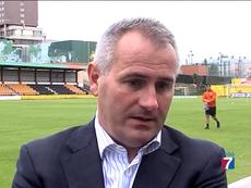 Rivacoba mostró su malestar ante la decisión de la RFEF. Captura/YouTube/Tele7