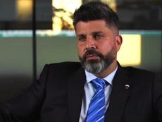 Bragarnik quiere asentar al Elche en Primera. Captura/YouTube/ElcheClubdeFútbol