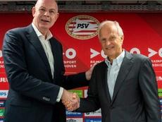 Toon Gerbrands firmó hasta 2025. PSV