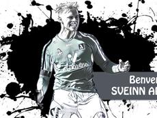 Sveinn Aron firma hasta 2020. SpeziaCalcio