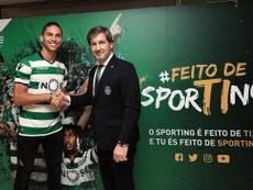 El Sporting quiere renovar a Pedro Mendes. SportingCP