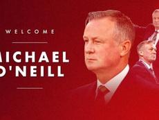 Michael O'Neill se hará cargo de la plantilla del Stoke City. Twitter/StokeCity