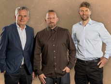 El Stuttgart hizo oficial la contratación de un gran director deportivo. Twitter/VfB