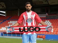 Menosse es convocado por primera vez en el Lugo. CDLugo