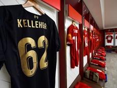 Liverpool fez história ao escalar seus onze jogadores mais jovens da história. Twitter/LFC
