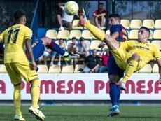 El Villarreal se enfrentará al Ebro este fin de semana. VillarrealCF