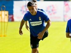 Bolaño espera volver a ganar ante el Almería. RealOviedo