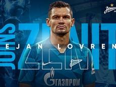 Lovren rejoint le Zénith Saint-Pétersbourg. FCZenit