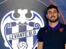 Nuevo fichaje para el Atlético Levante. LevanteUD