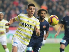 Elmas reforzará la medular del Nápoles. Fenerbahçe