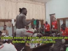 Adebayor dio casi por segura su retirada. Captura/ESPN