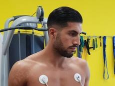 Emre Can já é do Borussia Dortmund. Twitter/juventusfc