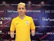Emre Mor podría volver antes de lo previsto. GalatasaraySK