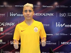 Emre Mor ficha por el Galatasaray. GalatasaraySK