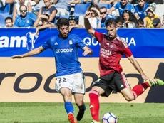Oviedo y Mirandés han demostrado estar afinados de cara a gol. LaLiga/Archivo