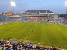 El Orihuela se impuso 1-3 en el Rico Pérez. Twitter/Orihuela_CF