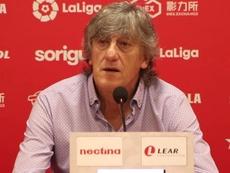 Enrique Martín, uno de los entrenadores más controvertidos de España. GimnásticTarragona