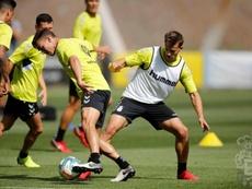 Las Palmas disputará el Torneo San Ginés frente al Lanzarote. UDLasPalmas