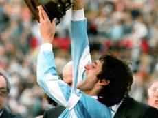 Grandes títulos de Uruguay en el Centenario. EFE