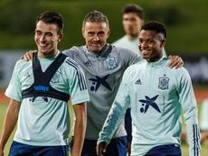Barca will make a new offer for Eric García. EFE