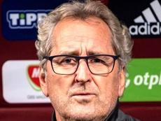 Erik Hamrén dimitió como seleccionador. EFE