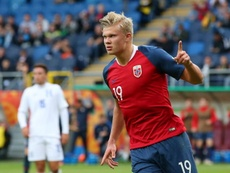 Noruega cree en un histórico Haland para pasar a octavos. NFF_Info