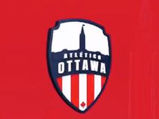 El Atlético Ottawa ya es una realidad. Captura/AtléticoOttawa