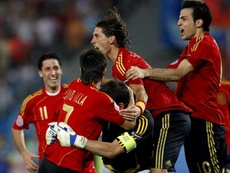 Los últimos supervivientes de la Eurocopa 2008. UEFA