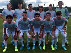 L'Espagne U17 enchaîne une deuxième victoire face au Portugal. SeFutbol