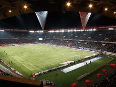 PSG busca empresa para patrocinar o estádio. PSG
