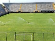 Un estadio reservado durante más de dos meses. CopaArgentina