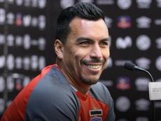 Esteban Paredes compró San Antonio Unido. ColoColo